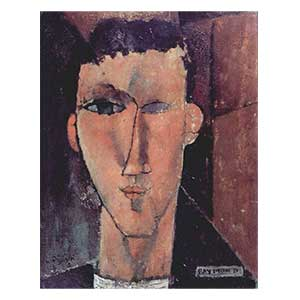 raymond by amedeo modigliani
